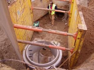 Kanalsanierung in Büderich