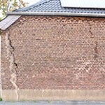 Bauschaden Scheune